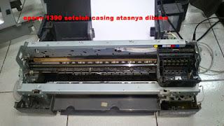 Cara Membongkar Printer Epson 1390
