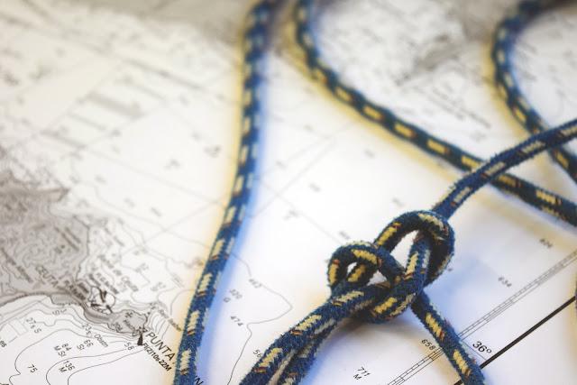 Mapa y Nudos Títulos Náuticos