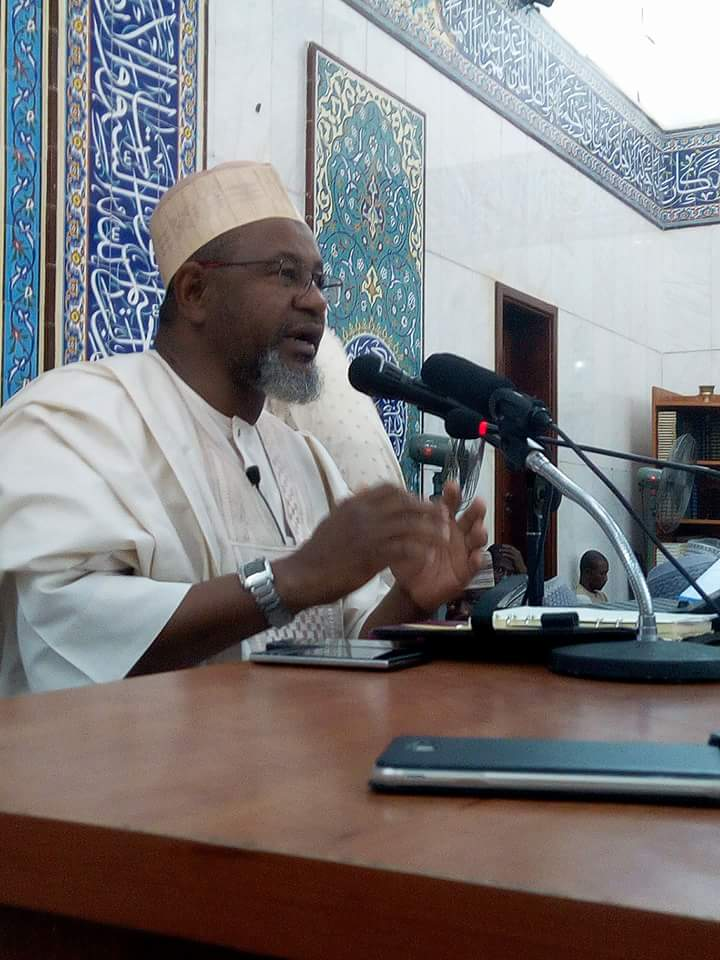 Abin Kunya Ne Soke Amirul Hajji Da Aka Yi A Najeriya – Dr. Bashir Aliyu Umar