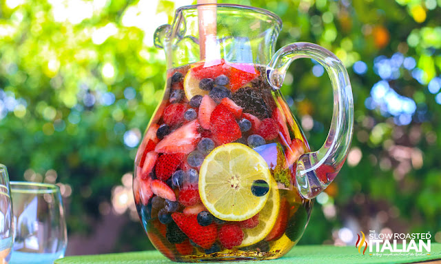 http://www.theslowroasteditalian.com/2014/06/summer-berry-sangria-recipe.html