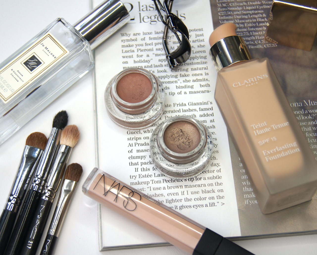 topshop nude eye contour cream eyeshadow review swatches