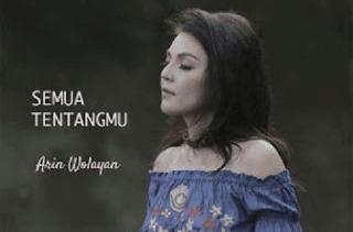 Lirik Lagu Arin Wolayan - Jika Ku Jatuh Cinta