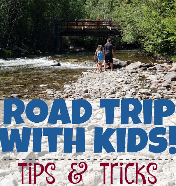 road trip with kids, tips and tricks