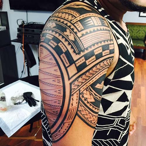 maori tribal dövmeler tattoos 50