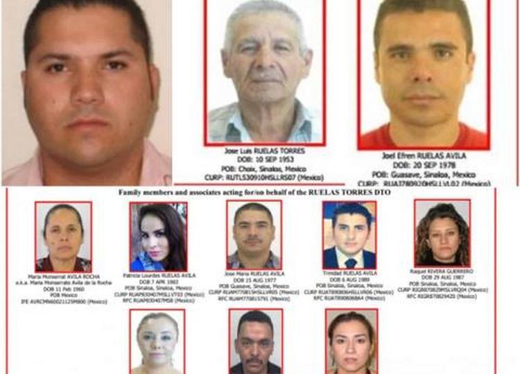 """La alianza criminal de los Ruela Torres y """"El Chapito Isidro"""""""