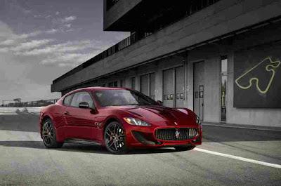 Maserati GranTurismo Car Front Photos