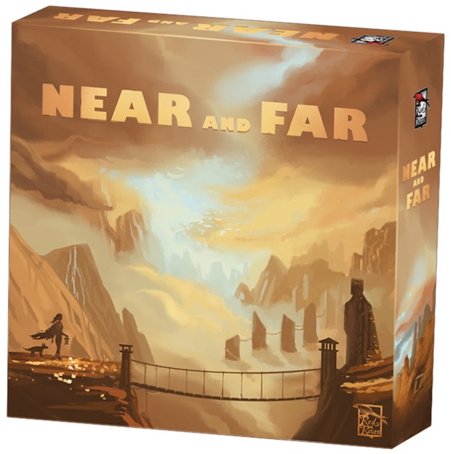 Near and Far box art