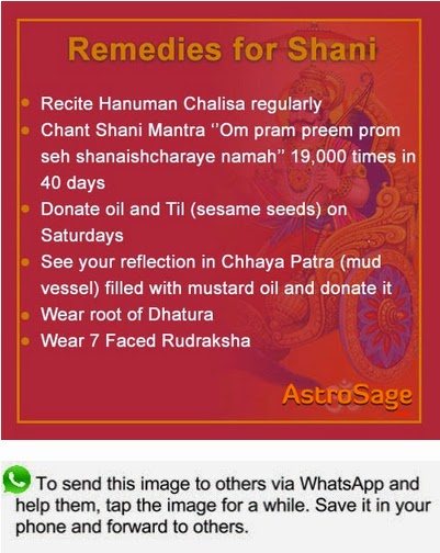 Saturn will affect you in this Hindu New Year 2072.