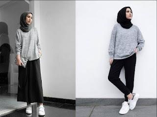 Hijab Modern Simple