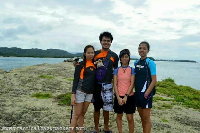 crocodile island, palaui island, cagayan, island hopping in cagayan