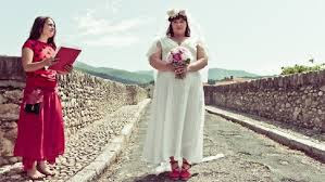 woman married a bridge in france