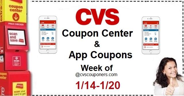 http://www.cvscouponers.com/2018/01/cvs-coupon-center-app-coupons-week-of.html