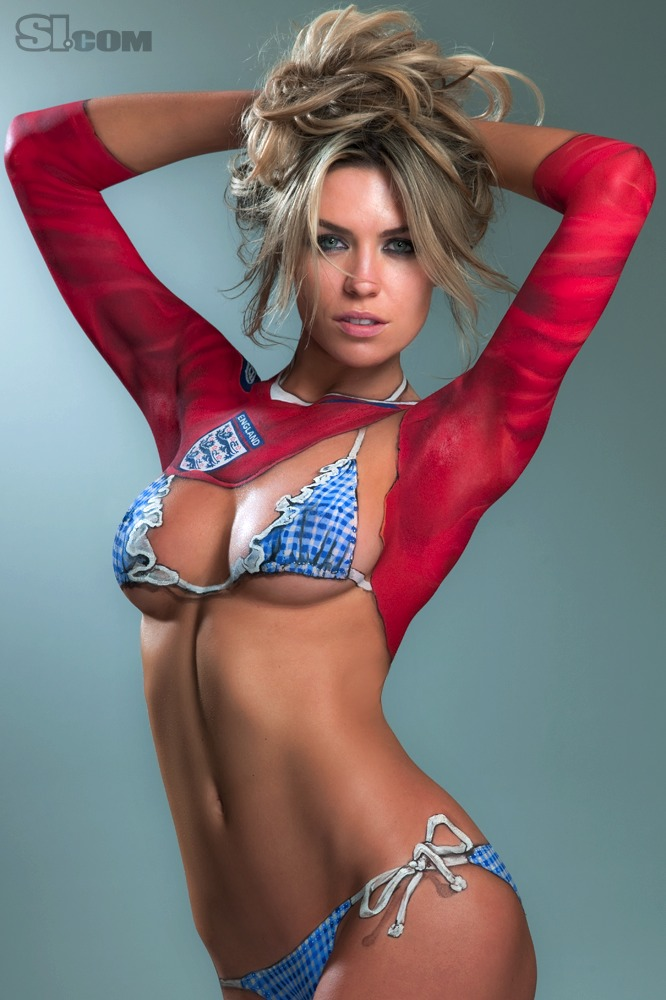 Art Body Painting Gallery Body Paint Bikini