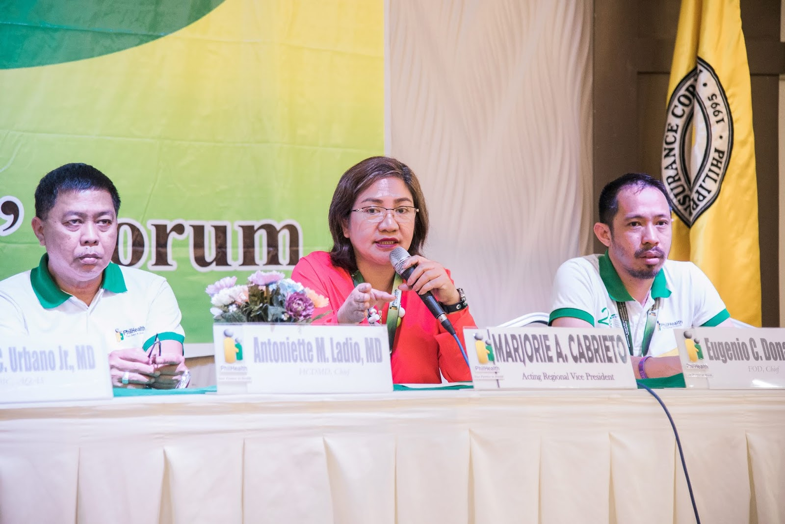 PhilHealth XII Apprises Health Care Providers