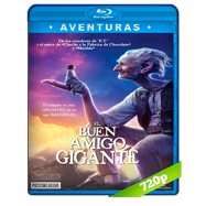 El buen amigo gigante (2016) BRRip 720p Audio Dual Latino-Ingles