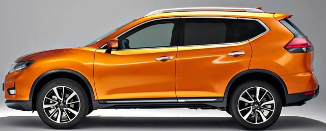 Nissan X-Trail 2018: características generales y especificaciones técnicas.