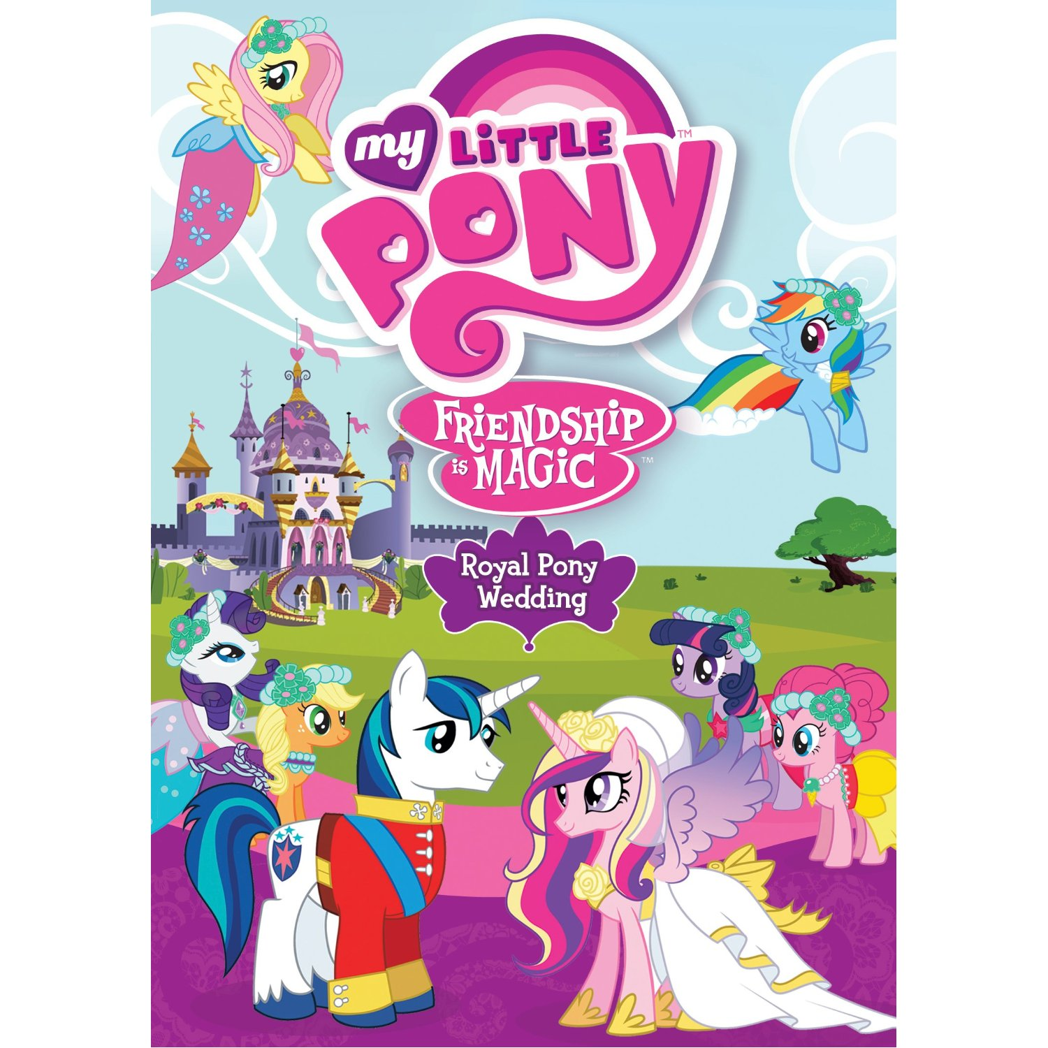 Equestria Daily - MLP Stuff!: My Little Pony Royal Wedding ...