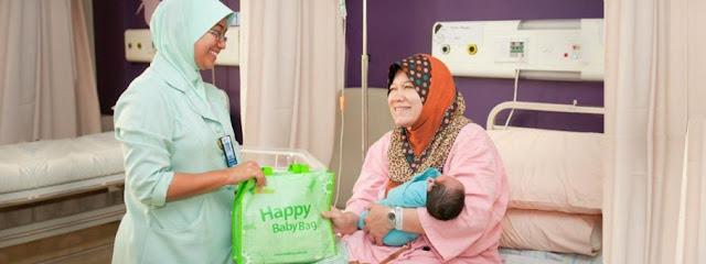 Free BaiBoo Happy Baby Bag Registration