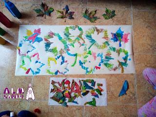 pintando-silueta-hojas-otono