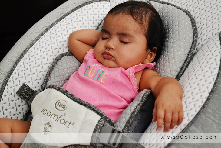 Icomfort Premium Bouncer By Baby S Journey Alyssa Collazo