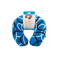 Mosafer Massage Feature Micro-Bead Travel Pillow