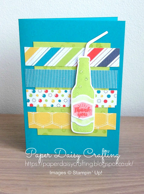 Bubble Over from Stampin' Up!