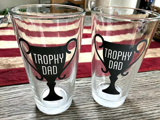 trophy dad father's day glasses from target