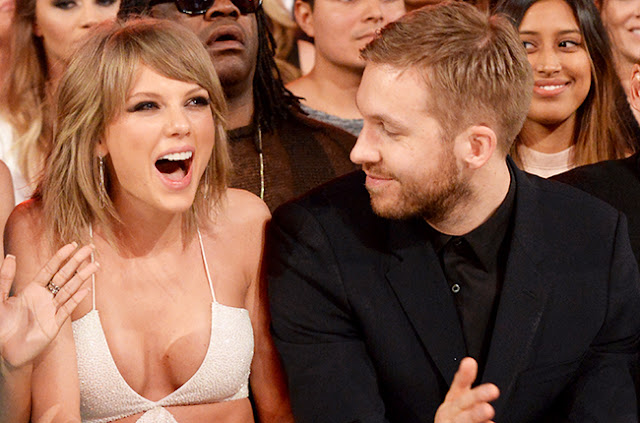Most Shocking Celebrity Break-ups in 2016 Taylor Swift and Calvin Harris