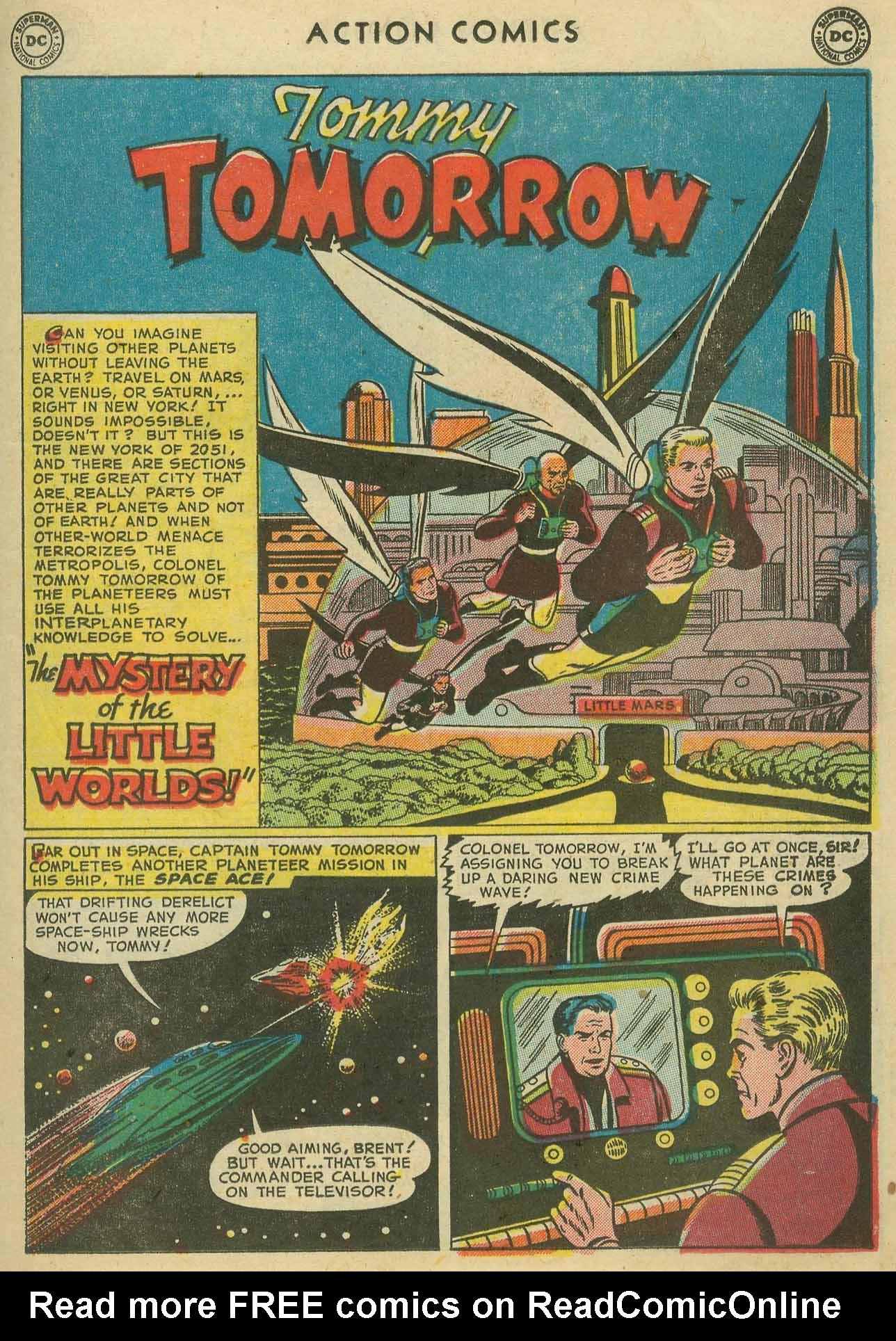 Action Comics (1938) 160 Page 16