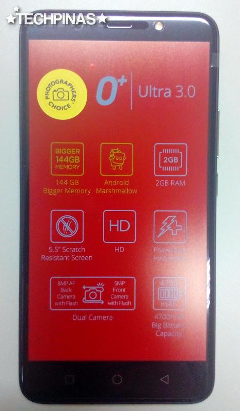 O+ Ultra 3.0