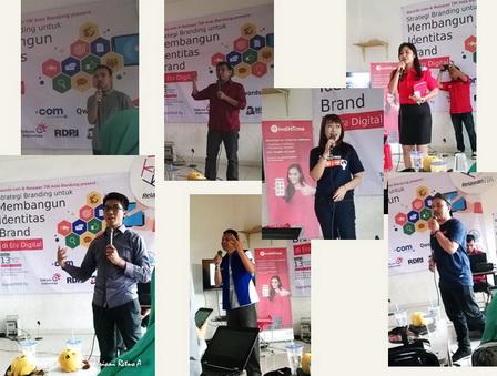 Seminar Strategi Branding