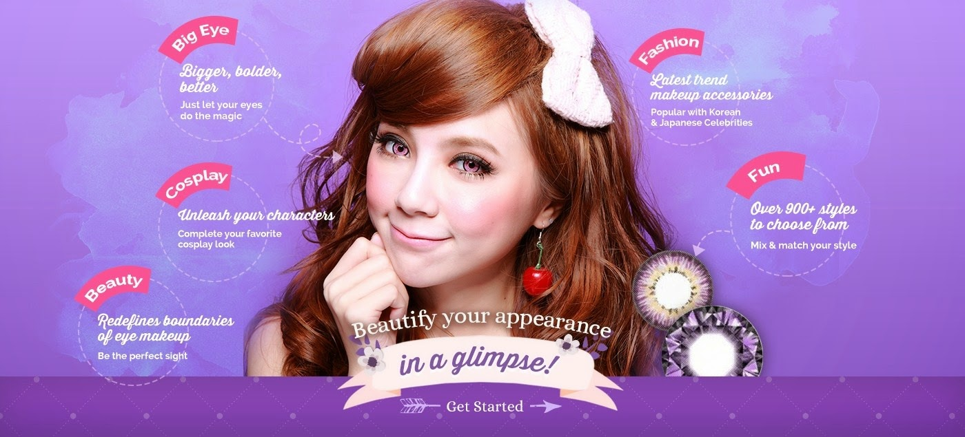 Get Surprise Circle Lenses