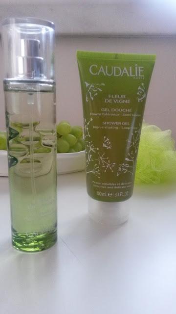 CAUDALIE Üzüm Çiçeği Aromalı Duş Jeli ve Vücut Kokusu