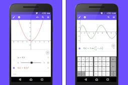 Pembelajaran Matematika dengan GeoGebra for Android