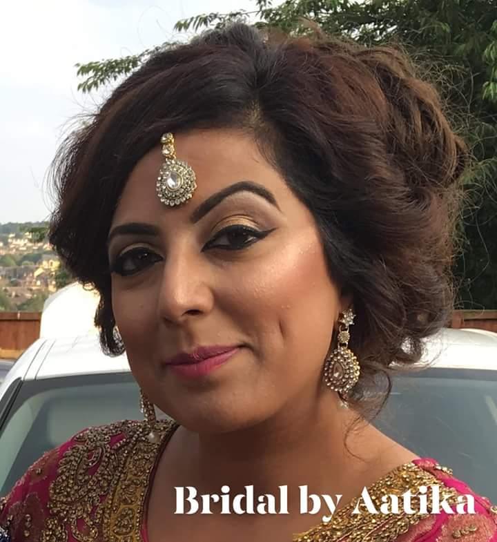 Asian Weddings Bridal Mendhi Hijab Hair Make Up Henna Party