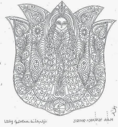 4ae47165d1 A magyar női lélek formái a díszítőművészetünkben