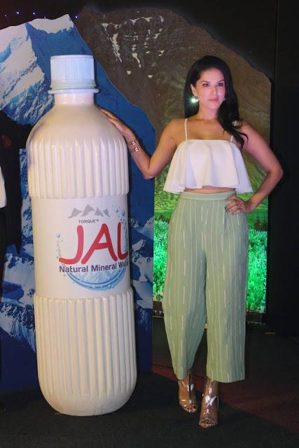 Sunny Leone Stills At Torque Pharma New Product JAL Launch