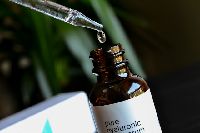 Review Pure Hyaluronic Acid Serum Cấp Ẩm Xuất Sắc cho Da Dầu, Pure Hyaluronic Acid Serum, da dầu, Review Pure Hyaluronic Acid Serum, cosmedica skincare
