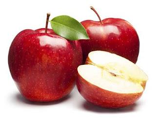 manfaat apel untuk kenari