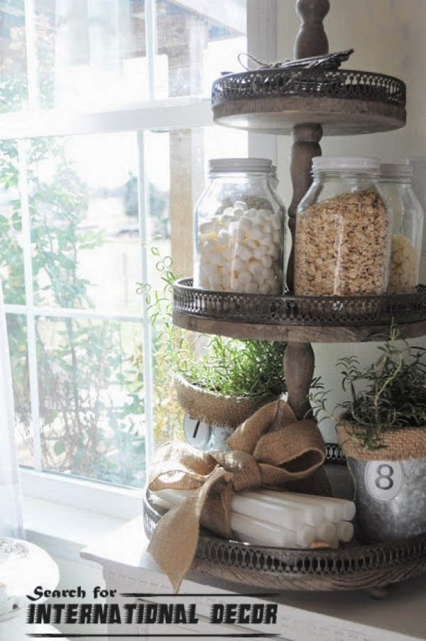 7 Creative recycle ideas for home decor - Creative Recycled Furniture Glass Bottles