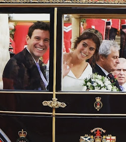 A Princess Marries - Eugenie of York and Jack Brooksbank