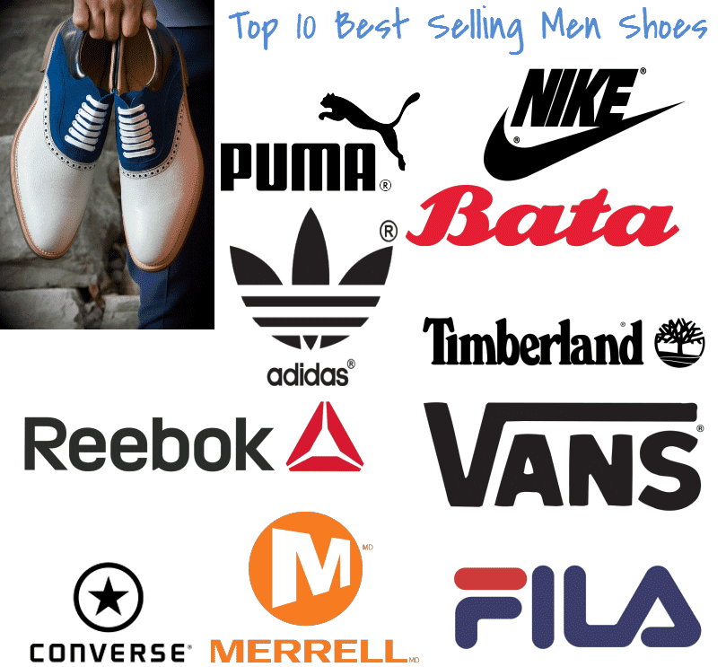 Top Fashion Brand Shoes