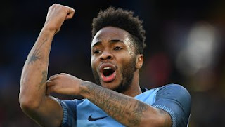 Crystal Palace vs Manchester City 0 - 3 Video Gol & Highlights
