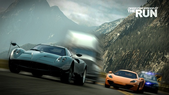 Need for Speed The Run PC Free Download Screenshot 3