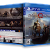 Capa PS4 God of War
