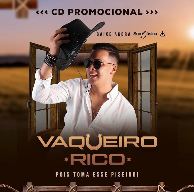 VAQUEIRO RICO - CD PROMOCIONAL 2020