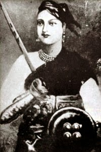 Manikarnika: Ankita Lokhande's first look as Jhalkaribai is out