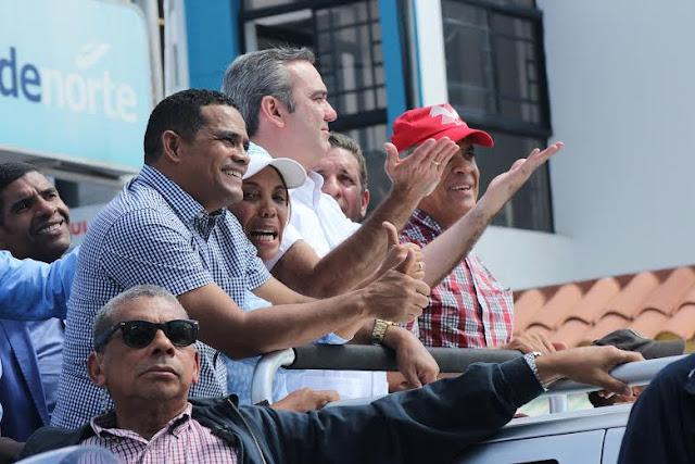 """Próximo presidente de la República Dominicana """" Luis Abinader advierte riesgos"""" si el PLD impone primarias abiertas."""