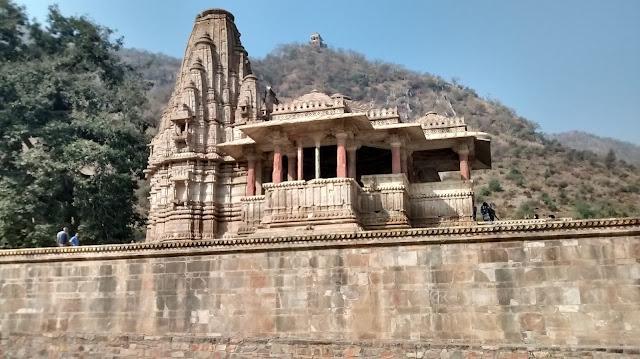 bhangarh temples rajasthan