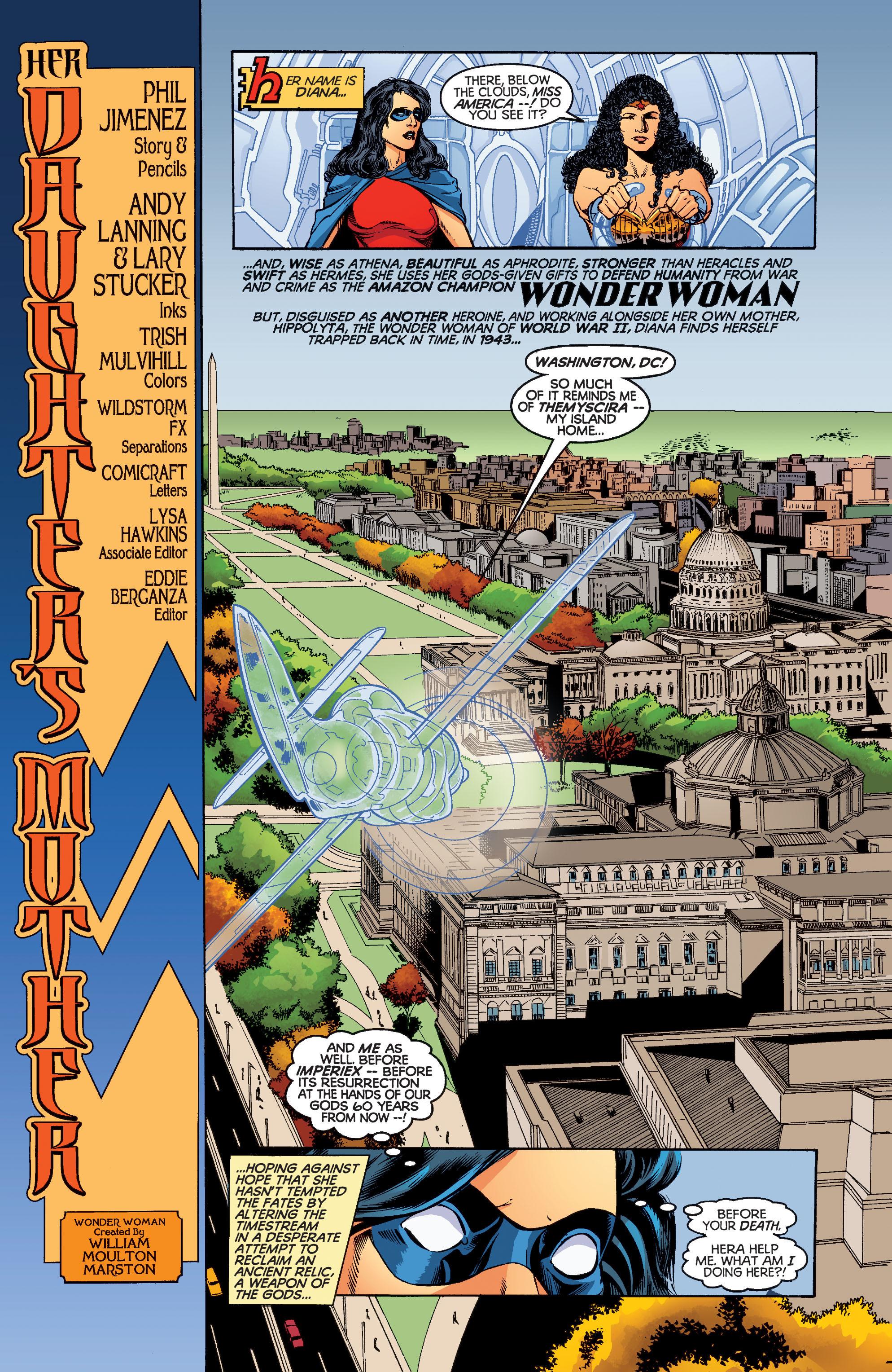 Read online Wonder Woman (1987) comic -  Issue #185 - 4